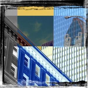 Skycrapers Frame by Jean-Fran?ois Dupuis