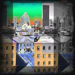 Skyline City by Jean-Fran?ois Dupuis