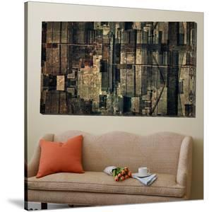 Urban Patchwork I by Jean-Fran?ois Dupuis