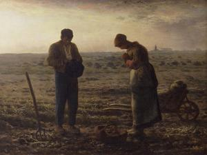 L'Ang�s by Jean-Fran?ois Millet