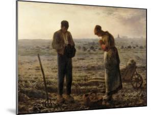 The Angelus (L'Angélus) by Jean-Fran?ois Millet