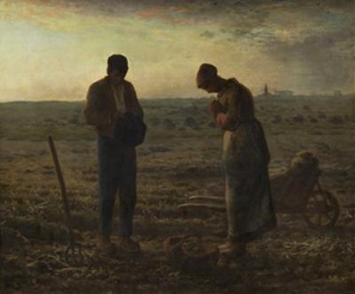 The Angelus (Prayer) by Jean-Fran?ois Millet
