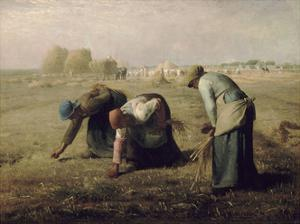 The Gleaners, 1857 by Jean-Fran?ois Millet