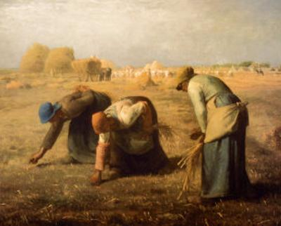 The Gleaners by Jean-Fran?ois Millet