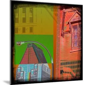 Mondrian Pop Montreal by Jean-François Dupuis