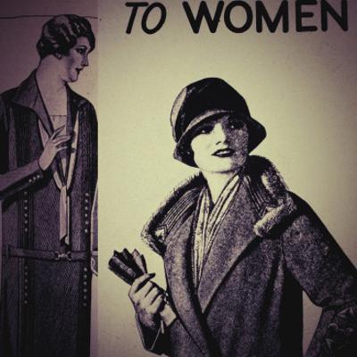 Vintage Womenwear 1925 I