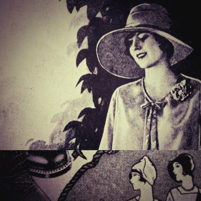 Vintage Womenwear 1925 II