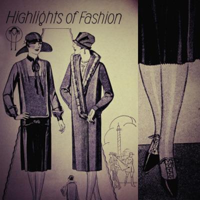 Vintage Womenwear 1925 IV