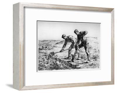 Diggers, C1835-1875