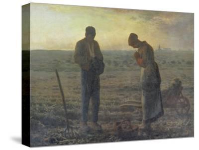 Evening Prayer (L'Angélus), 1857/59