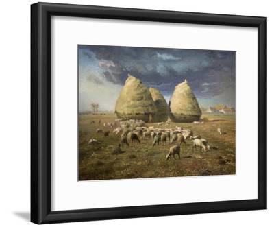 Haystacks; Autumn 1874