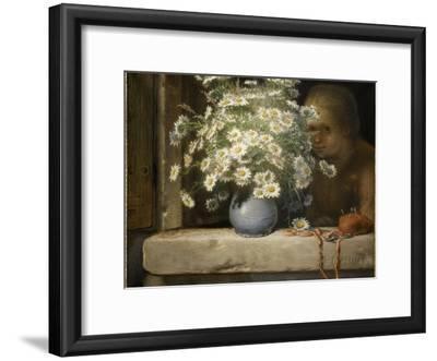 Le bouquet de marguerites