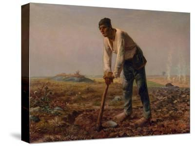 Man with a Hoe, 1860-1861