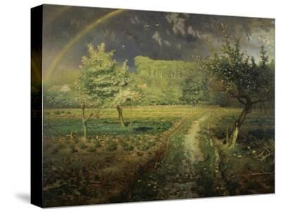Spring Landscape with Rainbow (Le Printemps), 1868/73