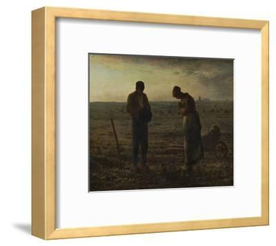 The Angelus, Between 1857 and 1859