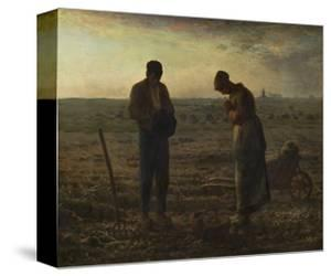 The Angelus (Prayer) by Jean-François Millet