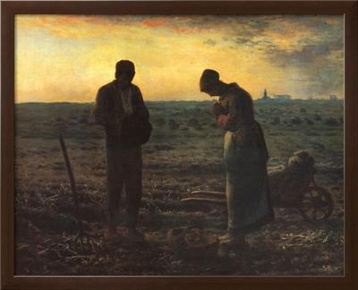 The Evening Prayer (L'Angélus), c.1859