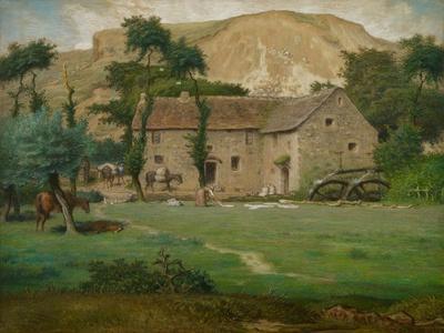 The Farm House, C.1867-69