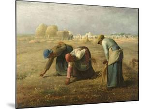 The Gleaners, 1857 by Jean-François Millet