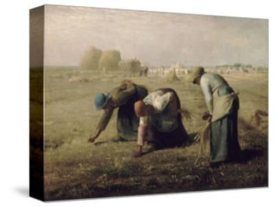 The Gleaners, 1857