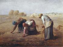 Maternal Care, 1855-57-Jean-François Millet-Giclee Print