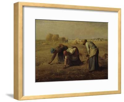 The Gleaners (Les Glaneuses), 1857