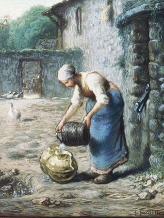 The Woman at the Well, C.1866