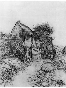 La Chaumiere, C1870-1920 by Jean Francois Raffaelli