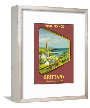 Brittany - Visit France - SNCF (French National Railway Company)