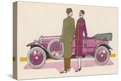 Cheri How Divinely Clever of You to Find a Renault That Goes So Tastefully with My Coat!