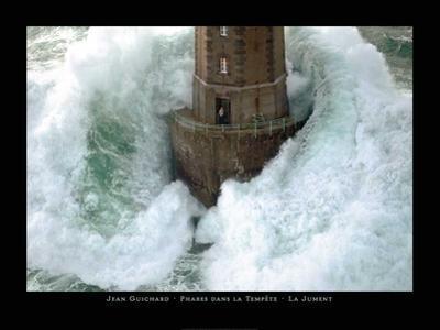Phares dans la Tempete, La Jument by Jean Guichard