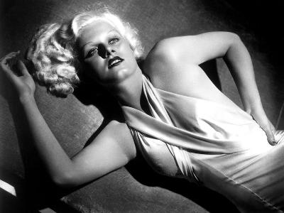 Jean Harlow--Photo