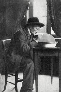 Jean Henri Fabre, French Entomologist, 1880