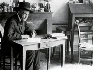 Jean-Henri Fabre, French Entomologist, C Early 20th Century