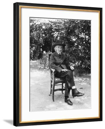 Jean Henri Fabre--Framed Photographic Print