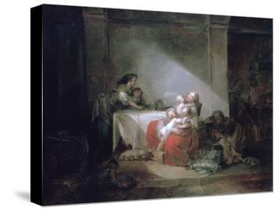 Interior Scene, Late 18th Century