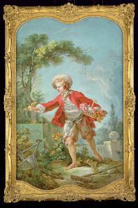 The Gardener, 1754/55 by Jean-Honoré Fragonard