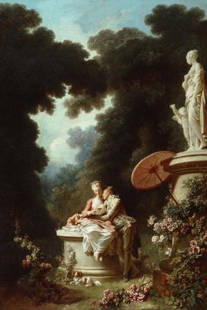 The Progress of Love: Love Letters, 1771-72