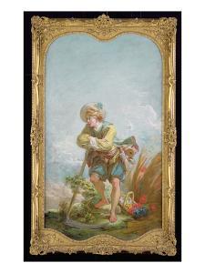 The Reaper, 1754/55 by Jean-Honoré Fragonard