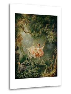 The Swing by Jean-Honoré Fragonard