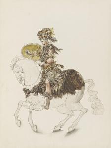 Tome III (1696 DR à 1761DR) : Costumes de fêtes et de mascarades. Théâtre de Louis XIV by Jean I Berain