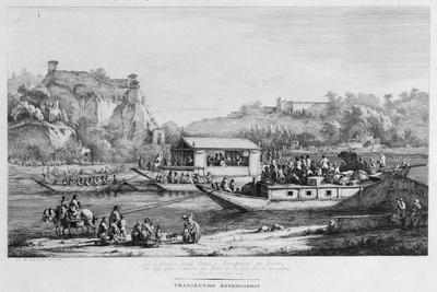 Boat Trip on the Seine, 1803