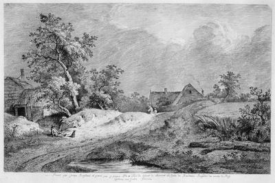Wheat Field, 1772
