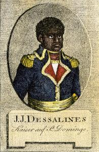 Jean-Jacques Dessalines, Emperor Jacques I of Haiti