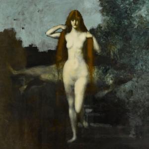 La Vérité by Jean Jacques Henner
