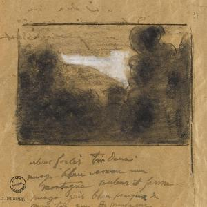 Paysage d'Alsace by Jean Jacques Henner