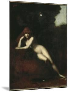 Solitude by Jean Jacques Henner