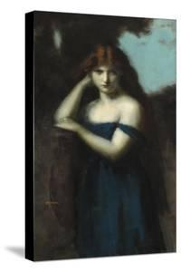 Standing Woman, c.1903 by Jean-Jacques Henner