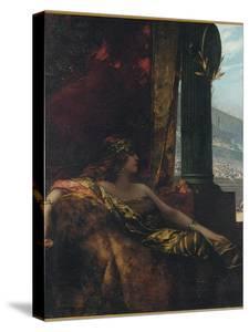The Empress Theodora by Jean Joseph Benjamin Constant