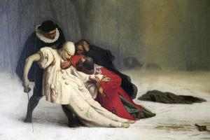 Duel after a Masquerade, 1857 by Jean-Leon Gerome